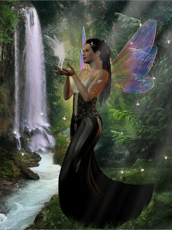 Anges, Elfes, Fées....